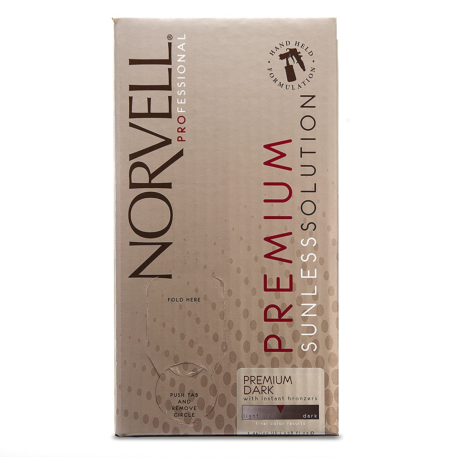 Amazon Norvell Premium Sunless Tanning Solution Dark