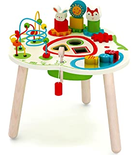 Superbe Wooden Adventure Table Activity Center