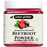 Urban Platter All Natural Anti-oxidant and Fiber-Rich Dehydrated Beetroot Powder (250 g)
