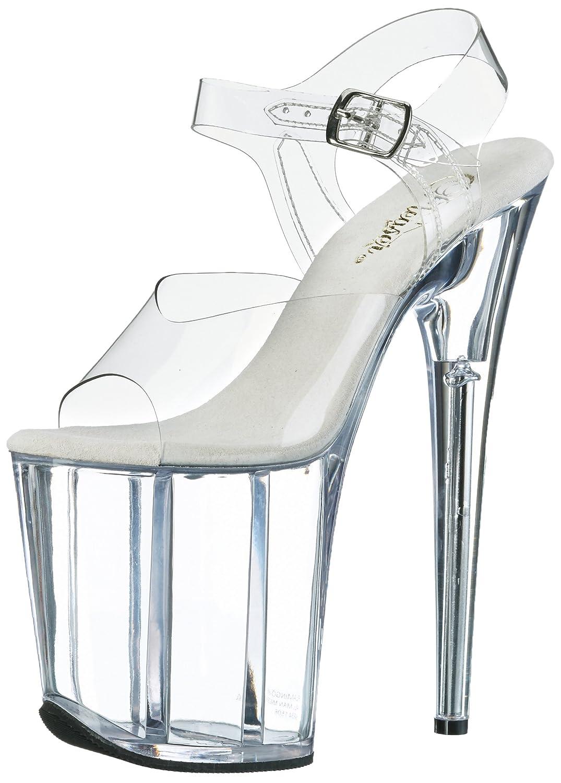 526ad7a51c1 Pleaser Women's Flamingo-808 Platform Sandal
