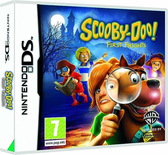 Scooby-Doo! First Frights (Nintendo DS) [Importación inglesa ...