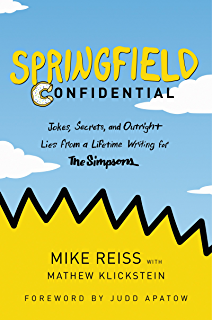 Planet funny how comedy took over our culture kindle edition by springfield confidential jokes secrets and outright lies from a lifetime writing for the fandeluxe Gallery