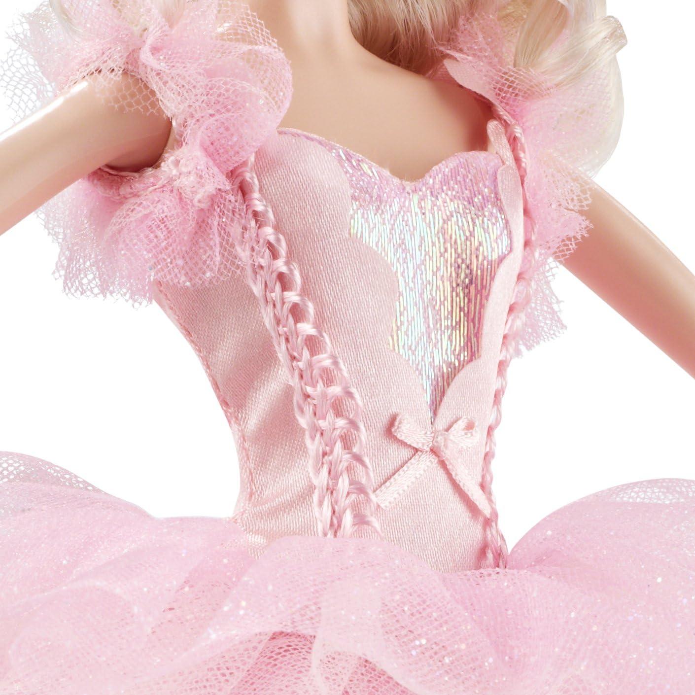 Mattel Barbie Collector Ballet Wishes Doll