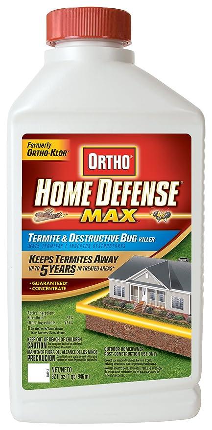 5712f0b8839 Amazon.com   Ortho Home Defense MAX Termite and Destructive Bug ...