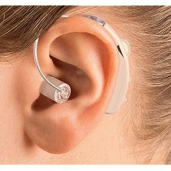 Hörgeräte haben eine ergonomische Passform und sind mittlerweile kaum noch sichtbar.