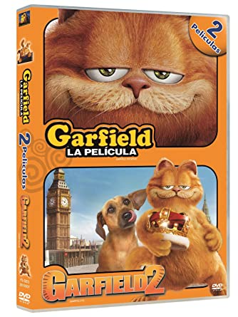 Amazon Com Garfield 1 2 Reed Import Espagnol Movies Tv