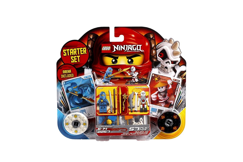 LEGO Ninjago Spinjitzu Starter Set 2257 4654821 Discontinued by manufacturer