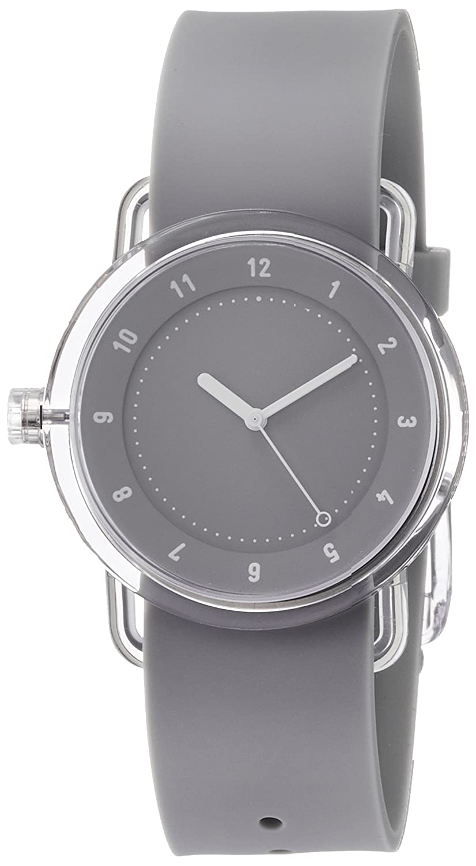 [ティッドウォッチ]TID Watches 腕時計 NO.3 廉価版TID Watches TID03-GY/GY 【正規輸入品】 B0779826QQ