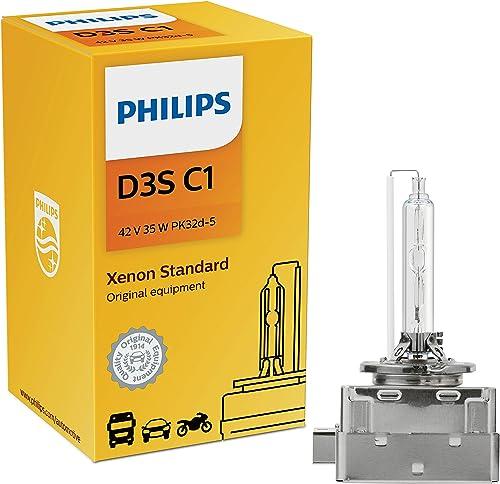 Philips 42302C1 D3S HID Headlight Bulb