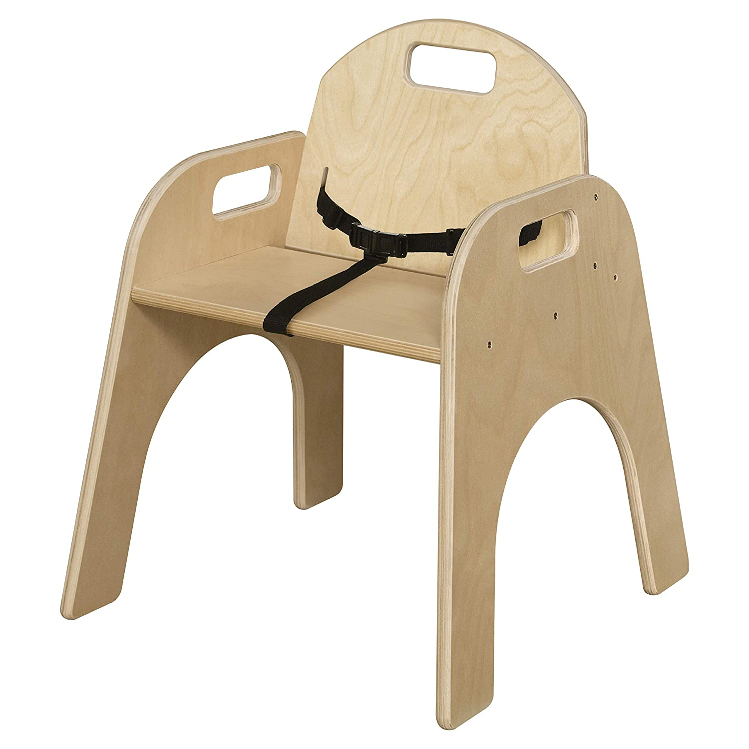 Includes Belt Strap Per Carton Wood Designs Woodie 1 13 Seat Height Packed