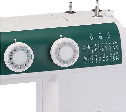 AEG NM 791 máquina de Coser: Amazon.es: Hogar