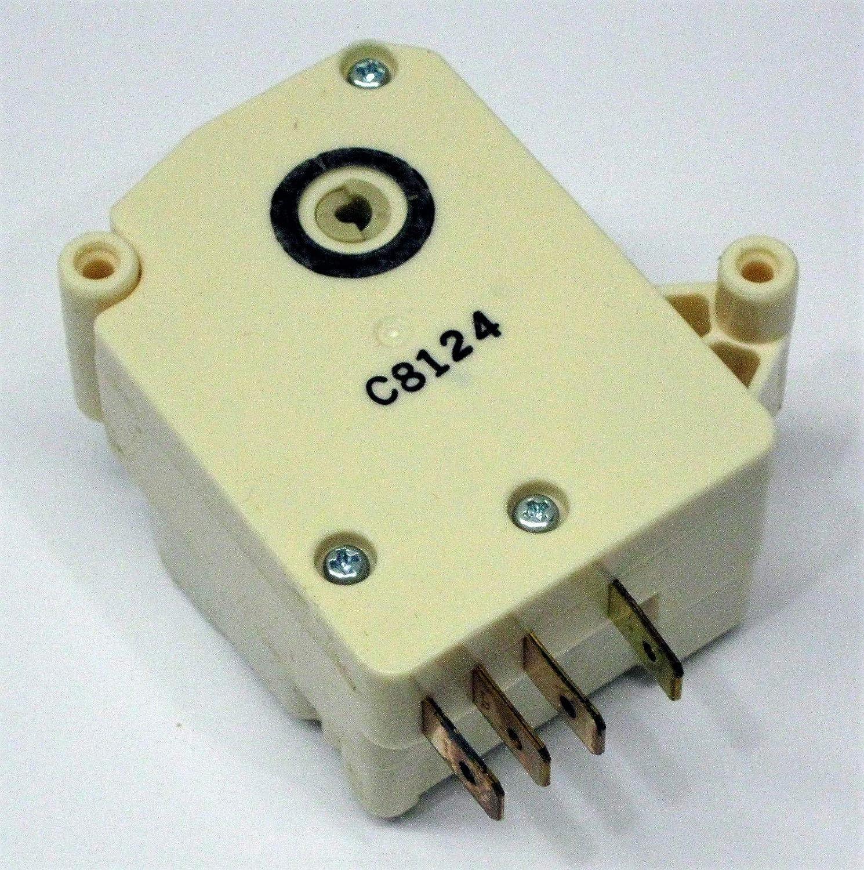 Refrigerator Defrost Timer TMDJ830RB9 for GE WR9X502