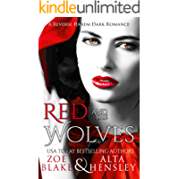 Red and the Wolves: A Dark Reverse Harem Romance (Dark Fantasy Book 2) (English Edition)
