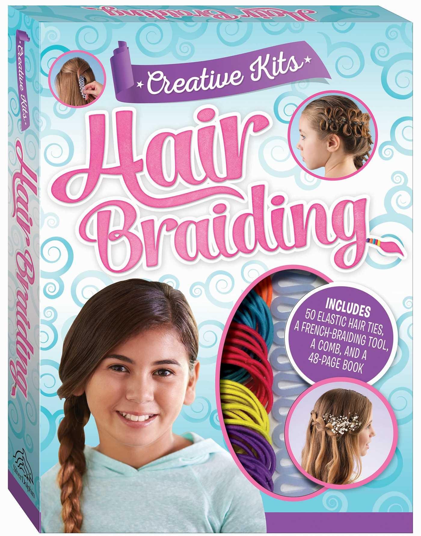 Creative Kits: Hair Braiding: Katie Hewat: 9781626868946: Amazon ...