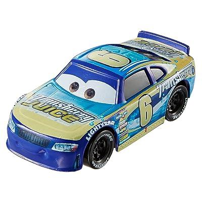 Disney Pixar Cars 3 Die-cast Transberry Juice Vehicle: Toys & Games