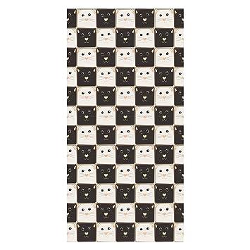 wandmotiv24 Papel Pintado para Puerta Tablero de ajedrez ...