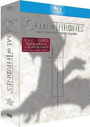 Juego De Tronos - Temporada 3 [Blu-ray]: Amazon.es: Lena ...