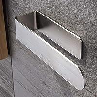 Taozun Hand Towel Holder/Hand Towel Ring - Self Adhesive Bathroom Towel Bar Stick on Wall, SUS 304 Stainless Steel…