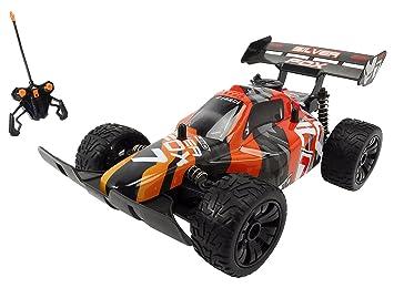 Dickie Toys RC Silver Fox Funkferngesteuerter Buggy Elektrisches Spielzeugauto Elektrisches Spielzeug