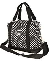 """Travel Weekender Overnight Carry-on Shoulder Duffel Tote Bag (Large - 16"""" or Small - 14 """")"""