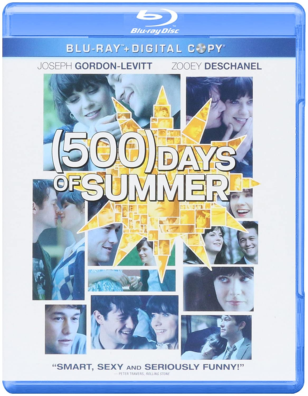 Amazon 500 Days Of Summer Blu Ray Joseph Gordon Levitt