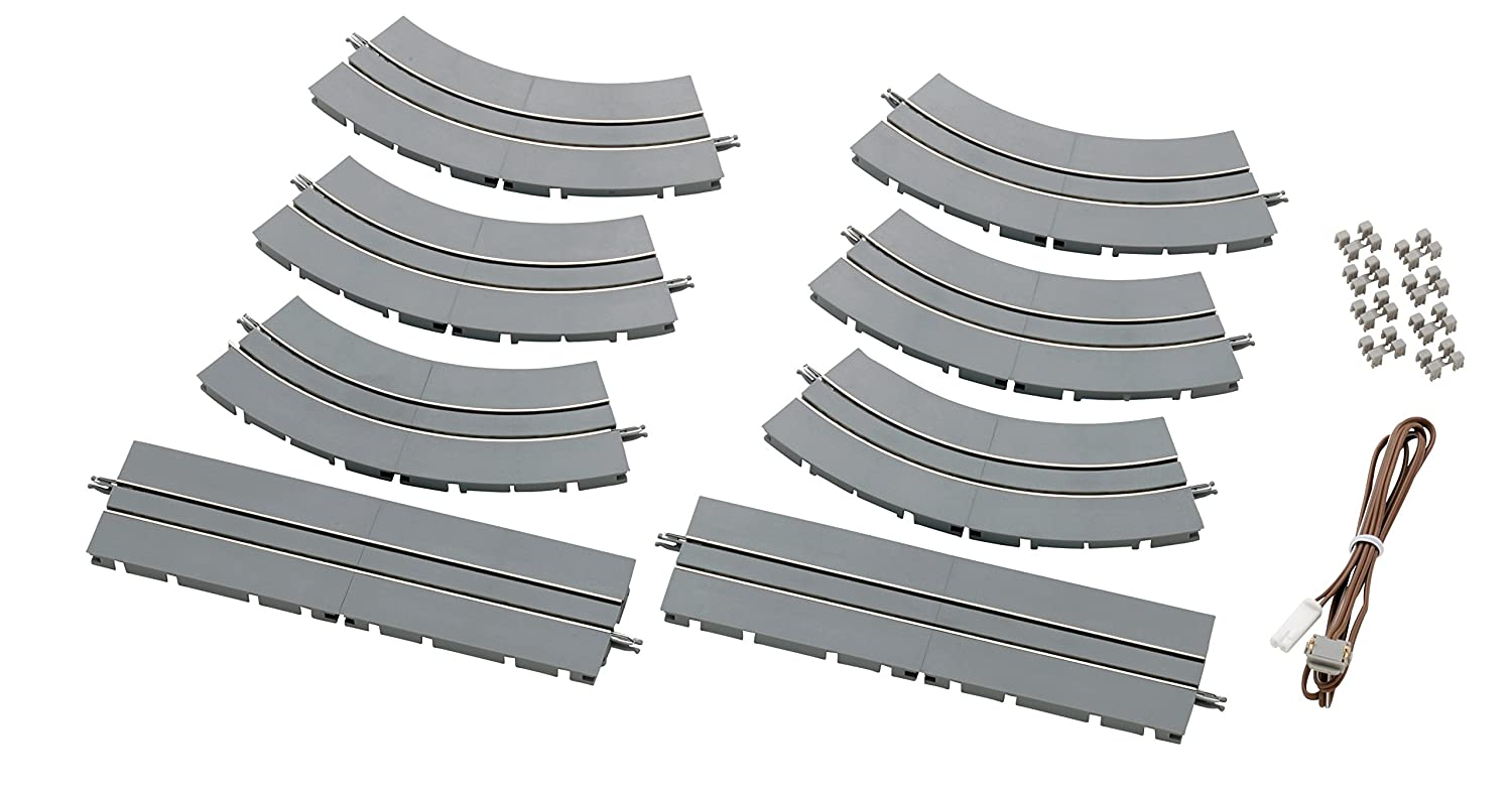 Tomytec Wide Tram Super-mini Rail Oval Layout Set TOMIX 91085 by