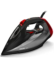 Philips Azur Steam Iron with 250g Steam Boost, 2600W and SteamGlide Soleplate – GC4567/86