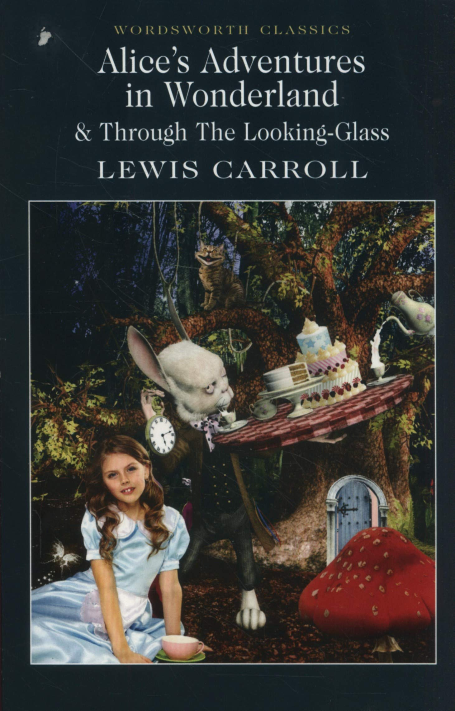 68e22a2a863 Alice s Adventures in Wonderland (Wordsworth Classics) Paperback – 5 May  1992