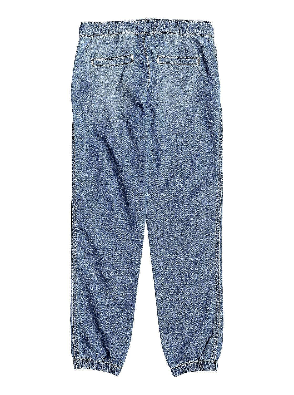 Roxy - Pantalón de Chándal Vaquero - Chicas 8-16 - 16 - Azul ...