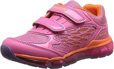 modelo instructor torneo  Geox J Android Girl - Zapatillas de Deporte para niña, Color, Talla 26:  Amazon.es: Zapatos y complementos