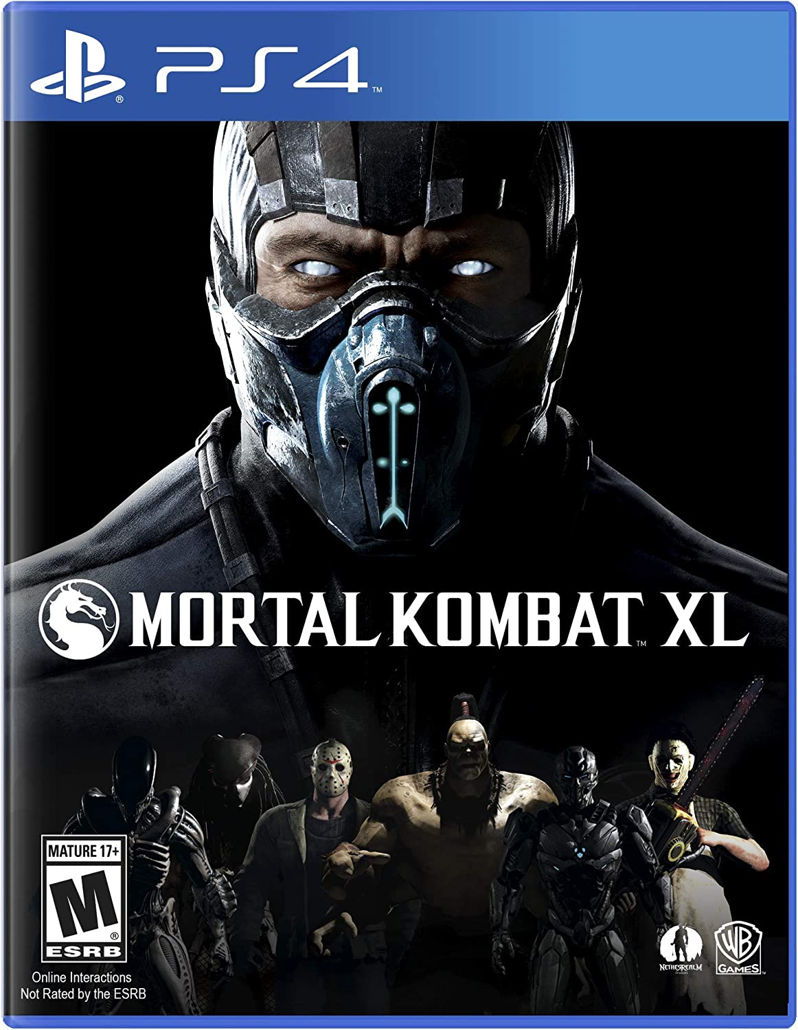 Amazon Com Mortal Kombat Xl Playstation 4 Whv Games Video Games