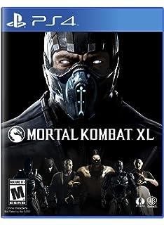 Amazon com: Mortal Kombat: Komplete Edition - Playstation 3: Whv