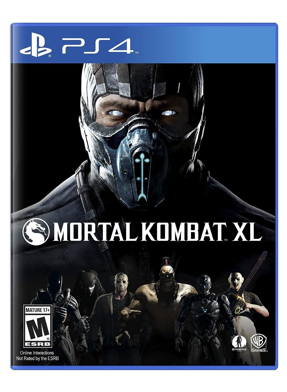 Warner Bros Mortal Kombat XL PS4 Básico PlayStation 4 Inglés ...