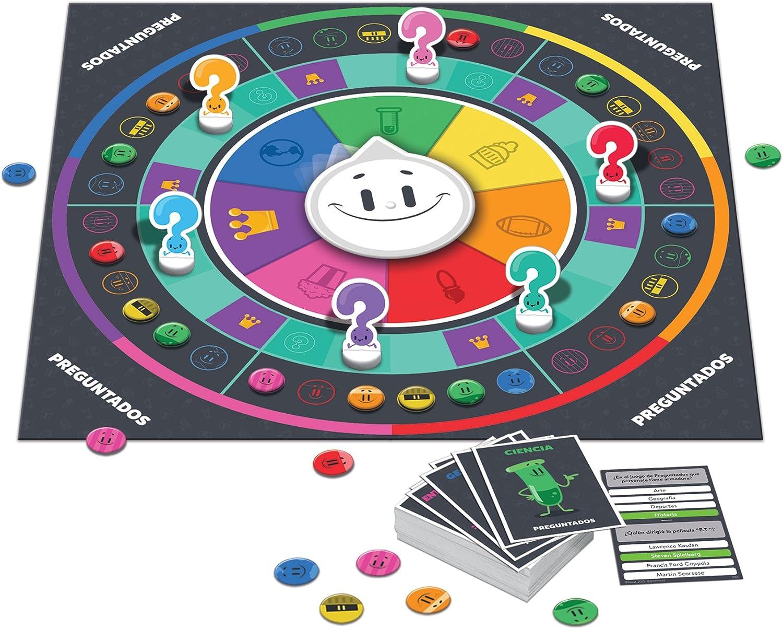 46934 Diset/ /preguntados Spanish-Language Board Game