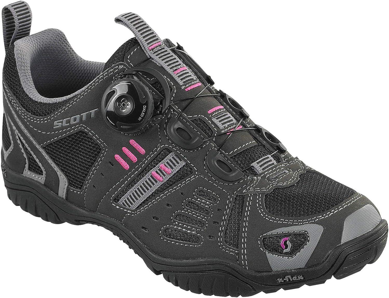 SCOTT Trail, Chaussures de Trail Femme 44 Noir - Noir