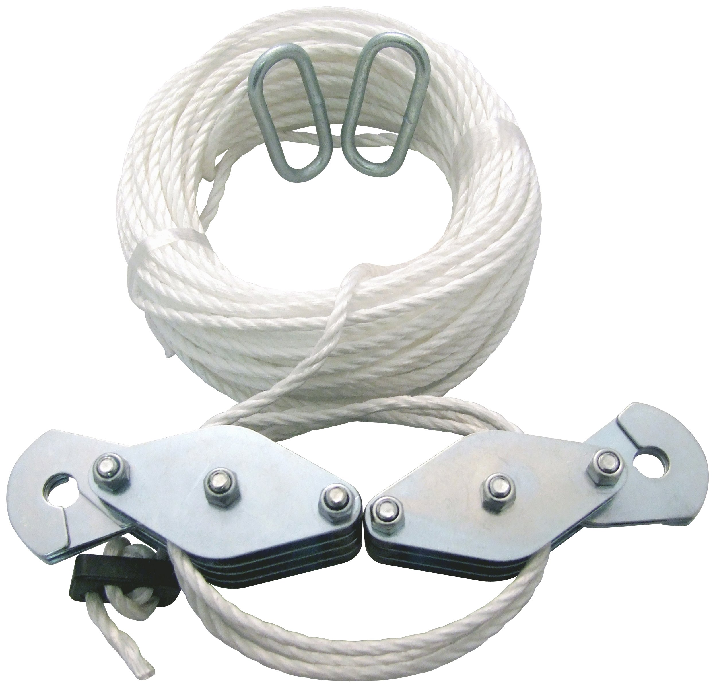 Silverline Cable Pulley Set 180kg 633957