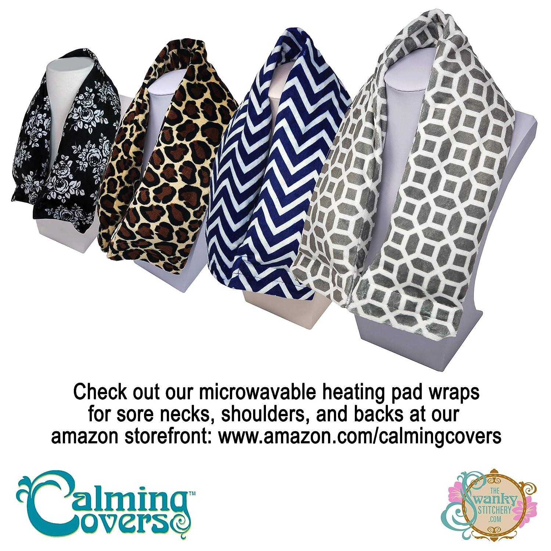 Mantas de peso Calming Covers - para adultos y niños, manta con pesos de 2,2 - 2,72 kg - buena para ansiedad, ayuda al sueño, autismo, problemas sensoriales ...