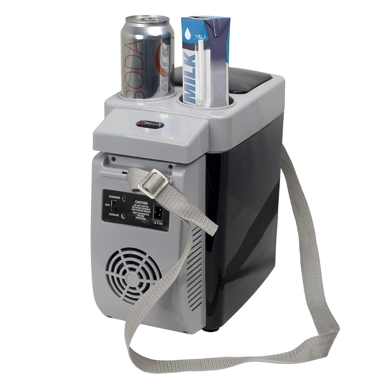 Amazon com wagan 2577 personal fridge warmer 7l capacity automotive