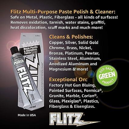 Flitz Bu 03515 Automotive Metal Cleaners Auto