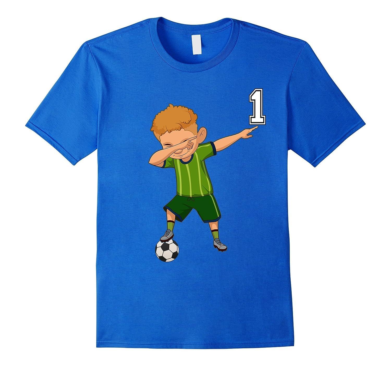 1 Soccer Shirt Boys Funny Dabbing Dab Dance Christmas Gifts-RT