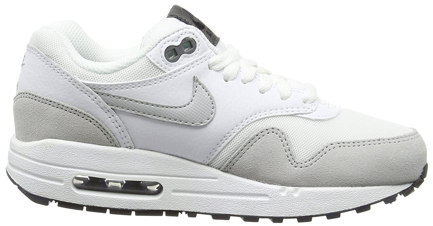 Nike Air Max 1 Wmns Essential (WhiteGrey Mist Dark Grey