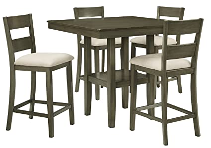 Image Unavailable Not Available For Color Standard Furniture Loft Counter Height Table