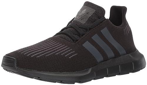 adidas originali degli uomini: le scarpe e borsette swift run