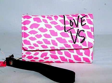 Victoria Secret - Cartera para mujer Rosa rosa: Amazon.es ...