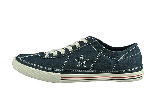 CONVERSE Converse one star baseline ox canvas zapatillas moda hombre: CONVERSE: Amazon.es: Zapatos y complementos