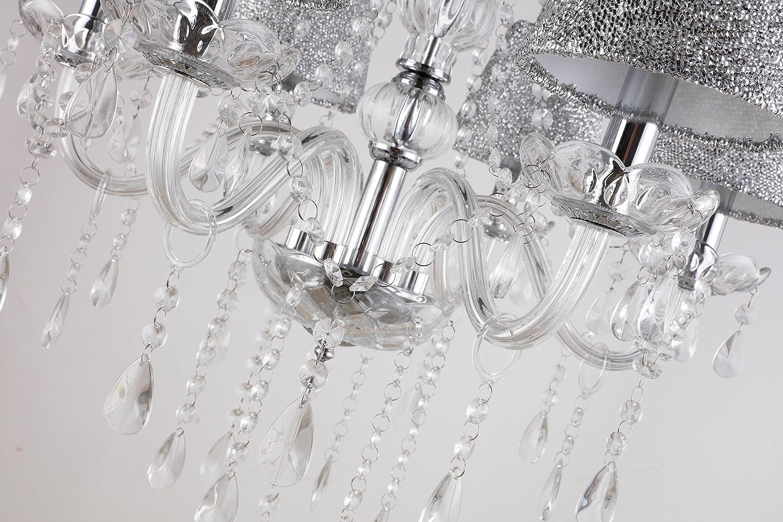 Kristall Led Kronleuchter ~ Deckenlampe kronleuchter tenlion kristall led kronleuchter