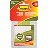 Command Medium Picture Hanging Strips, 12 lb Capacity, 6 Sets of Medium Strips, (17204C)