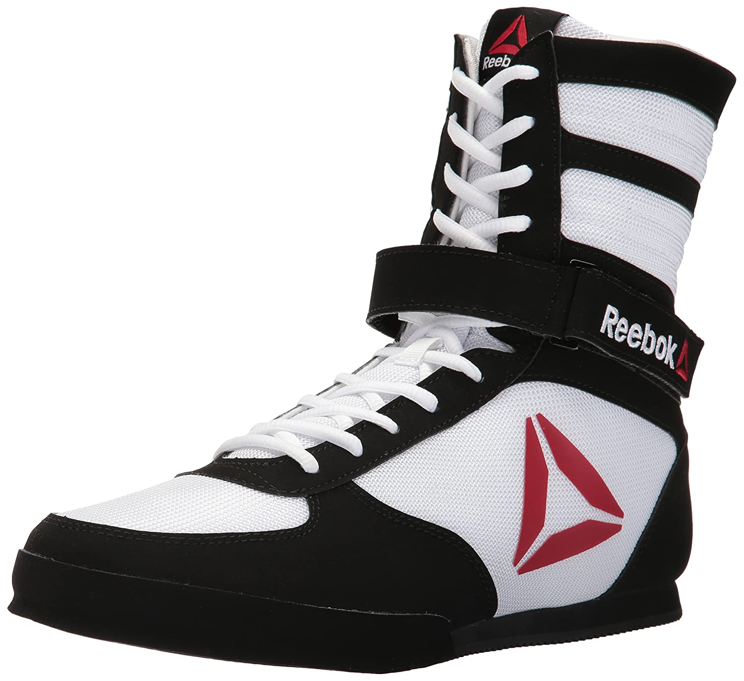 e5369b995b87 Reebok Men s Boxing Boot-Buck Sneaker Black White  Amazon.ca  Shoes    Handbags