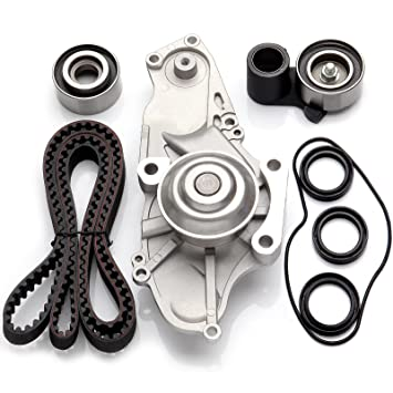 Amazon.com: ECCPP For 03-08 Acura MDX RL TL Honda Odyssey J30A J32A J35A J37A Timing Belt Kit Water Pump: Automotive