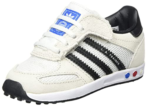 reputable site 27b57 6c97b amazon adidas la trainer